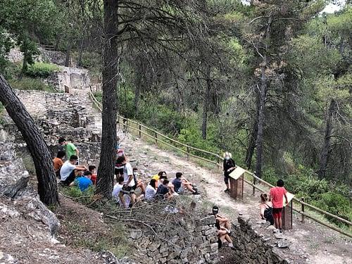 Visita guiada als espais de la Batalla de l'Ebre a Ascó